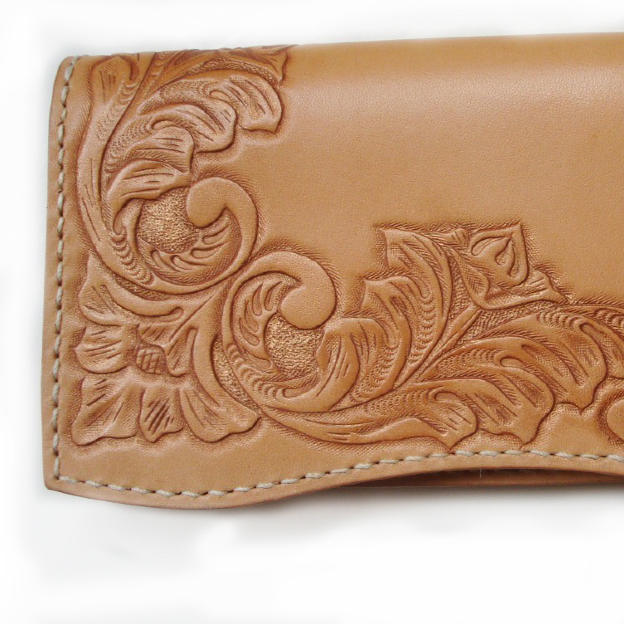 Leather carving tooling